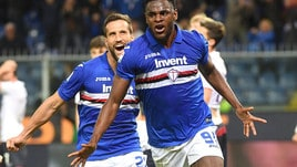 Calciomercato Atalanta, in arrivo Zapata dalla Sampdoria
