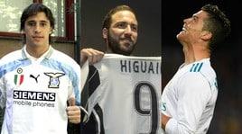I colpi più cari di sempre in Italia: Ronaldo balza in testa