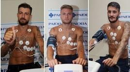 Lazio, Acerbi e i big: giornata di visite mediche