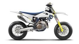 Husqvarna FS 450 Supermoto: restyling totale
