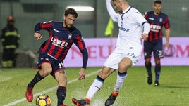 Calciomercato Crotone, Empoli e Sampdoria su Barberis