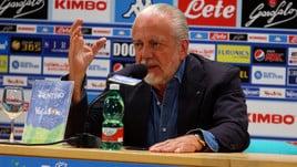 De Laurentiis: «Hamsik me lo chiesero Milan, Inter e Juve ma non l'ho dato via»