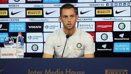 De Vrij: «La Lazio? Ho dato tutto fino alla fine»