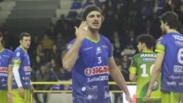 Volley: A2 Maschile, Santangelo torna a Cantù