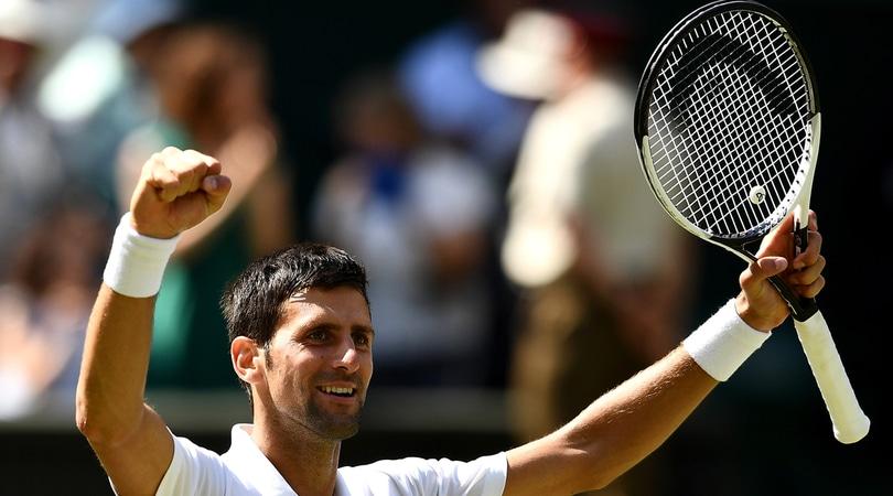 Wimbledon, Djokovic vola in semifinale: battuto Nishikori