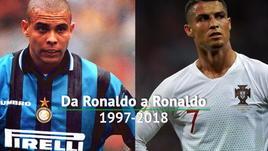 Da Ronaldo a Ronaldo, la Serie A dal '97 al 2018