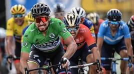 Tour de France, quinta tappa a Sagan
