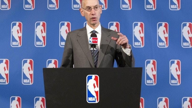 NBA, Silver: