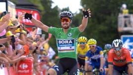 Tour, 5° tappa - Sagan vince in volata, Colbrelli 2°