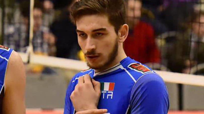 Volley: A2 Maschile, Filippo Maccabruni a Lagonegro