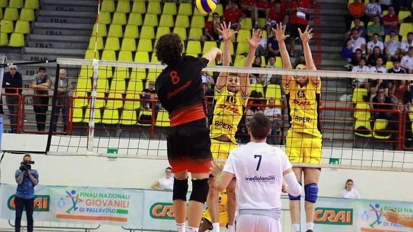 Volley: A2 Maschile, Fiscon puntella la rosa di Ortona