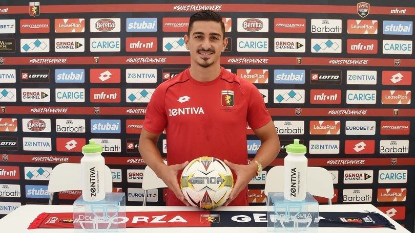 Serie A Genoa, parla Gunter: «Voglio far parte della storia del club»