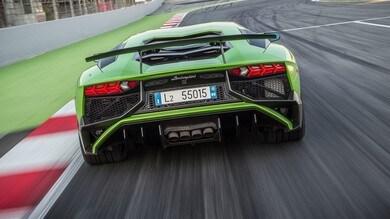 Lamborghini Aventador SVJ, arriva una Jota da primato