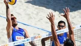 Beach Volley: a Gstaad marcia vincente delle coppie italiane
