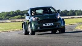 Aston Martin Cygnet V8: foto