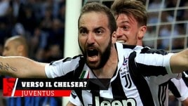 Juventus, Sarri spinge Higuain al Chelsea