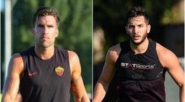 Roma, Strootman e Manolas: «Ronaldo non ci fa paura»