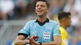 Mondiali 2018: l'arbitro Rocchi vede la finale a 3,00