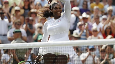 Wimbledon, Serena Williams in finale contro la Kerber