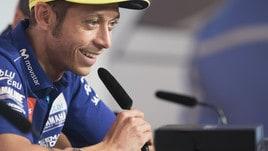 MotoGp Germania, Rossi: «Il nostro sport perde uno dei migliori piloti»