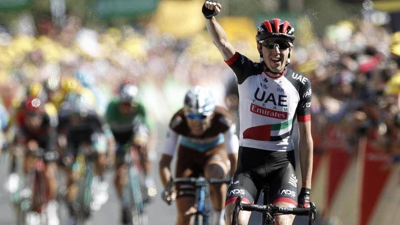 Tour de France, Martin fa suo il Mur e vince la sesta tappa