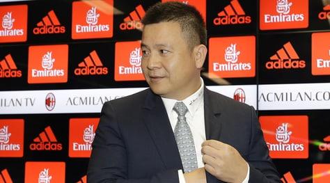 Milan, Yonghong Li indagato per falso in bilancio