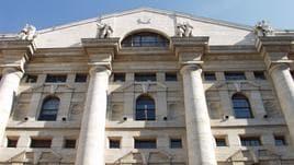 Borsa Milano chiude in rialzo, +0,38%