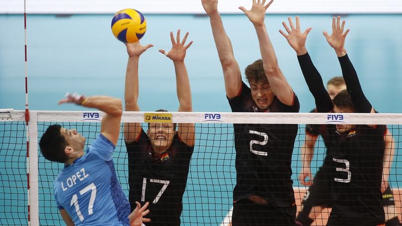Volley: Superlega, lo schiacciatore argentino Lopez a Vibo Valentia