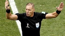 L'argentino Pitana arbitrerà la finale Francia-Croazia. Irrati al Var