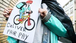 Francia: sciopero rider per la finale