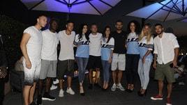 La Lazio svela le nuove maglie e abbraccia i suoi tifosi
