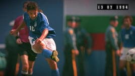 On This Day - USA '94, Roby Baggio ci porta in finale