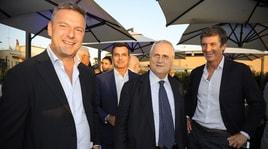 Lotito: Stiamo facendo una grande Lazio