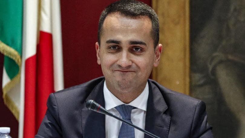 Di maio ora taglio numero parlamentari corriere dello sport for Numero di parlamentari