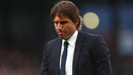 Chelsea, è ufficiale l'esonero di Conte