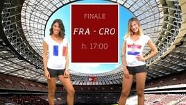 Sfide Mondiali: Francia-Croazia