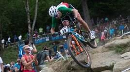 MTB Coppa del mondo: uno scalatore timido sulle vette iridate