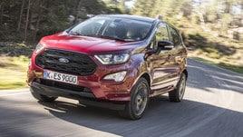 Ford EcoSport AWD, scatta la trazione integrale