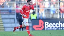 Calciomercato, Cerri: «Sogno un gol sotto la curva del Cagliari»