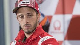 MotoGp Ducati, Dovizioso: «Sono più preoccupato della Yamaha che di Marquez»