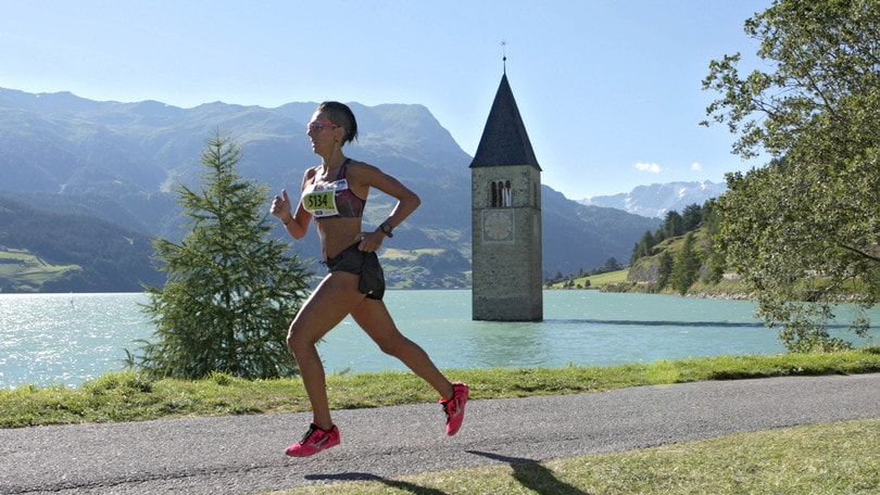 !n 4000 al Giro del Lago di Resia
