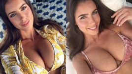 Lucia Javorcekova, le foto bollenti di Miss Escile