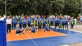 Sitting Volley: domenica l'esordio delle azzurre al Mondiale contro la Cina