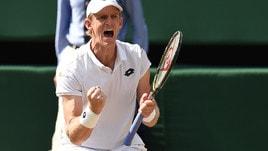 Wimbledon, dopo una battaglia di 6 ore e mezza, Anderson batte Isner e vola in finale