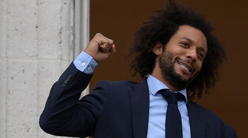 Juventus, ecco la strategia per l'altro Galactico Marcelo
