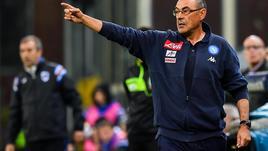 Il Napoli saluta Sarri 'grazie'