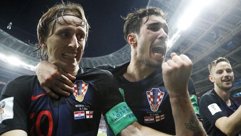 Mondiali 2018, Croazia campione a 1,70