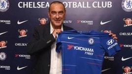 Ufficiale, Sarri nuovo allenatore del Chelsea