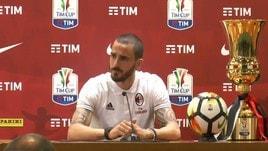Milan, Bonucci: cessione in vista?