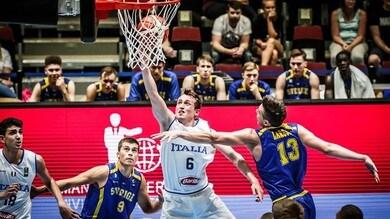 Europeo U20, l'Italia supera nettamente la Svezia